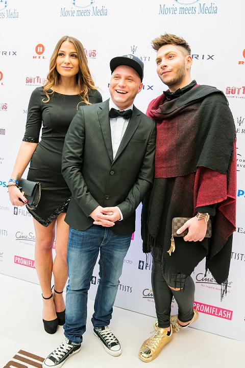 RTL II-Prominenz
