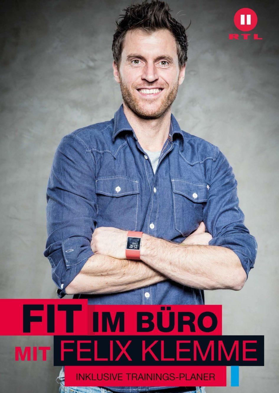 Fitness-Broschüre mit Rezepten fürs Büro - zum Download