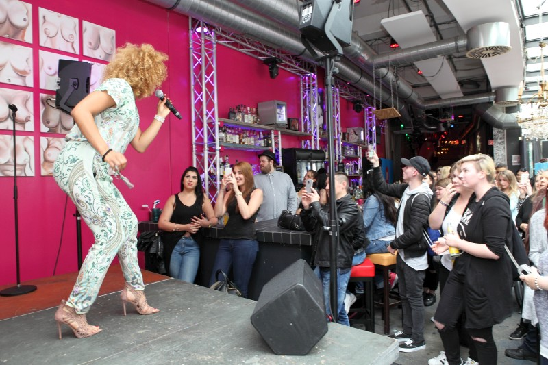 "RTL II - Fan-Party ""Köln 50667"""
