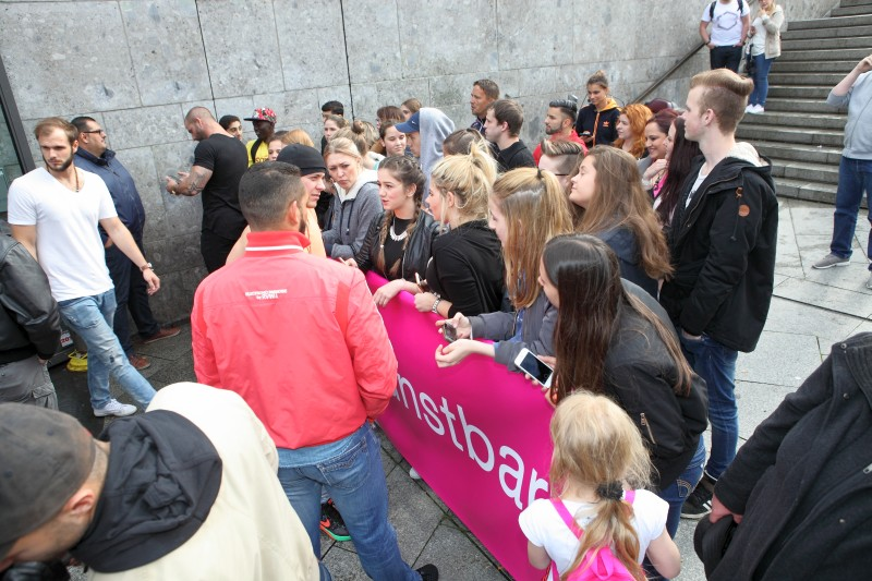 """RTL II - Fan-Party """"Köln 50667"""""""