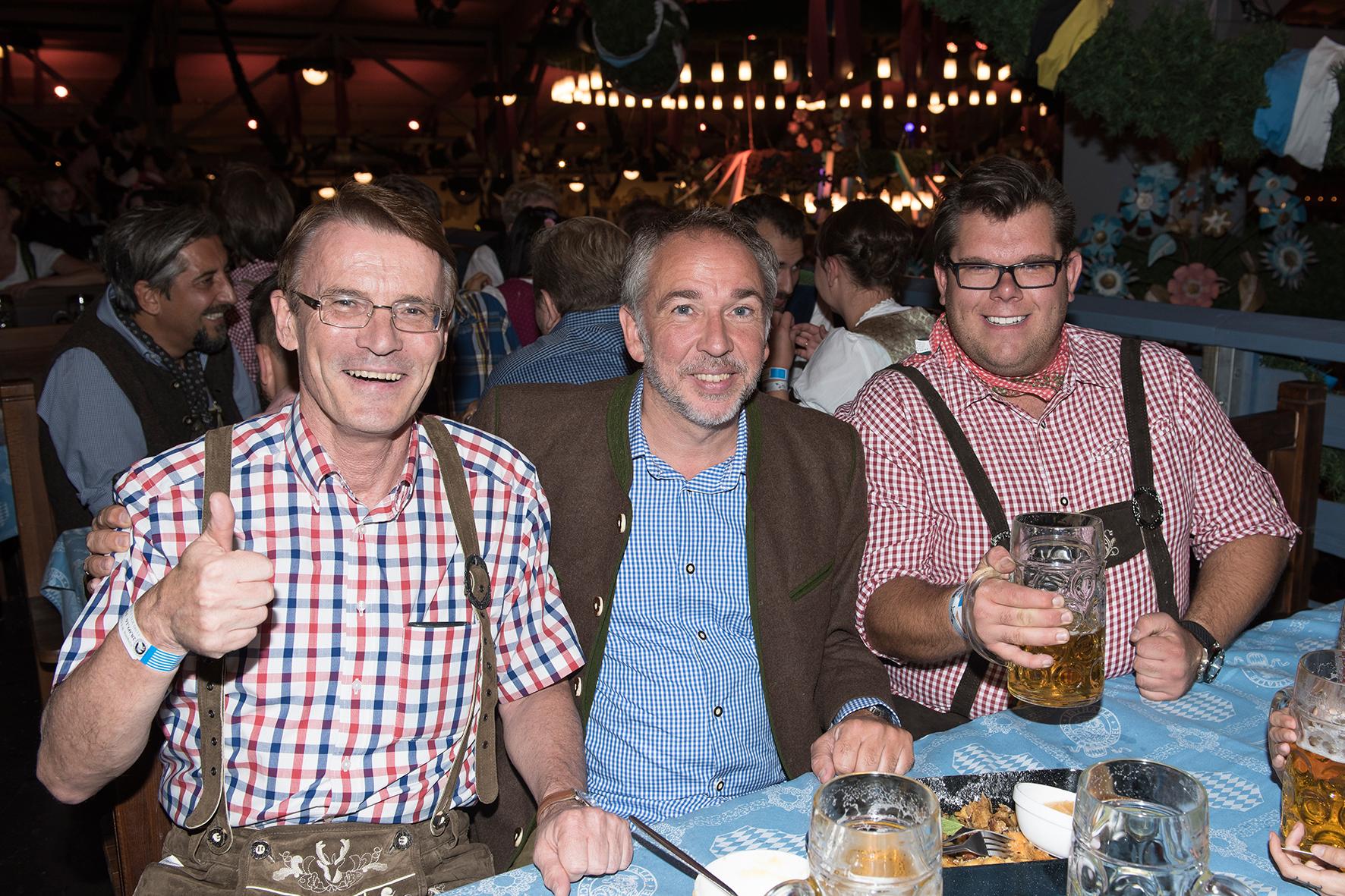 Walter, Andreas, Dennis