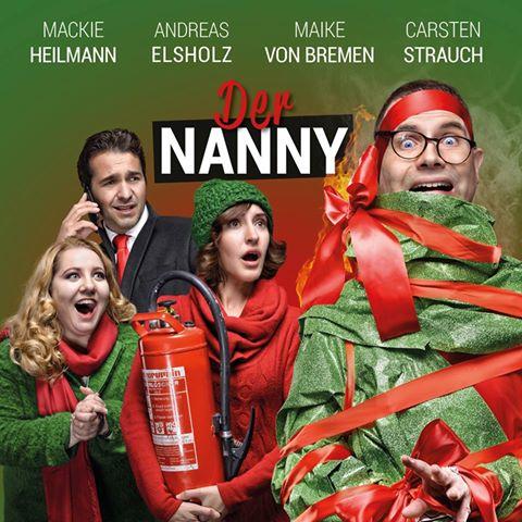 Der Nanny - Plakat