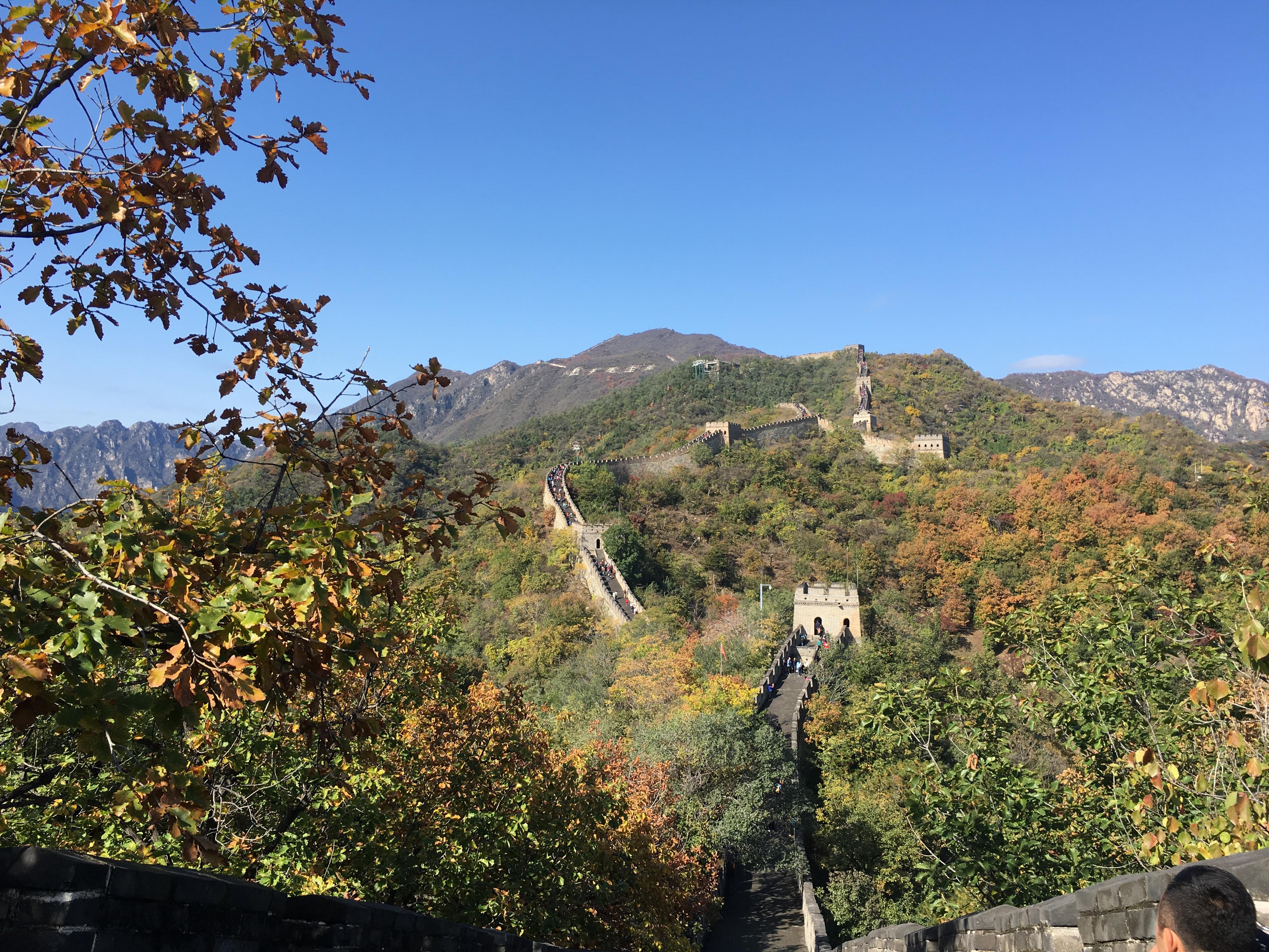 Chinesische Mauer (1)
