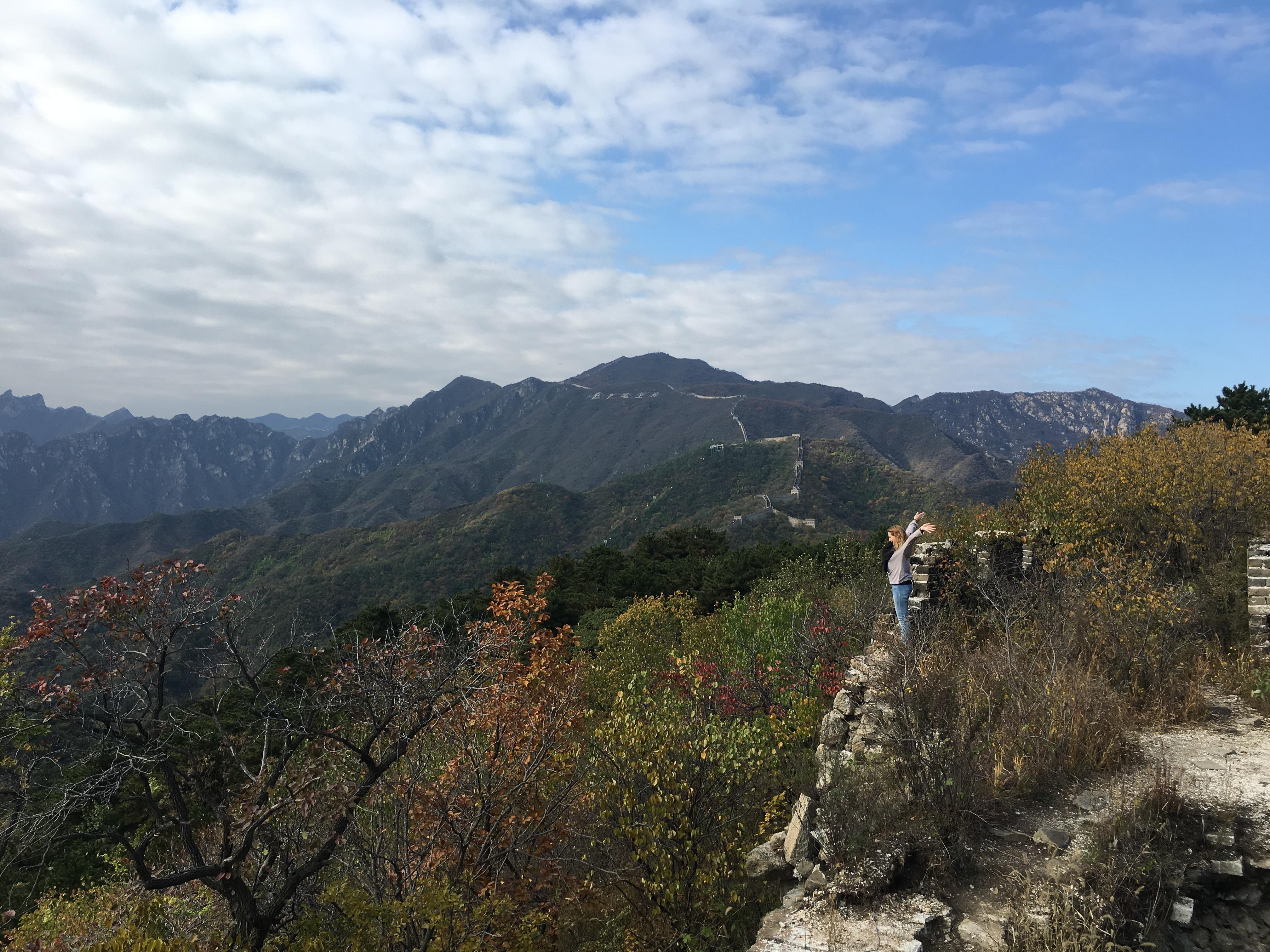 Chinesische Mauer (2)