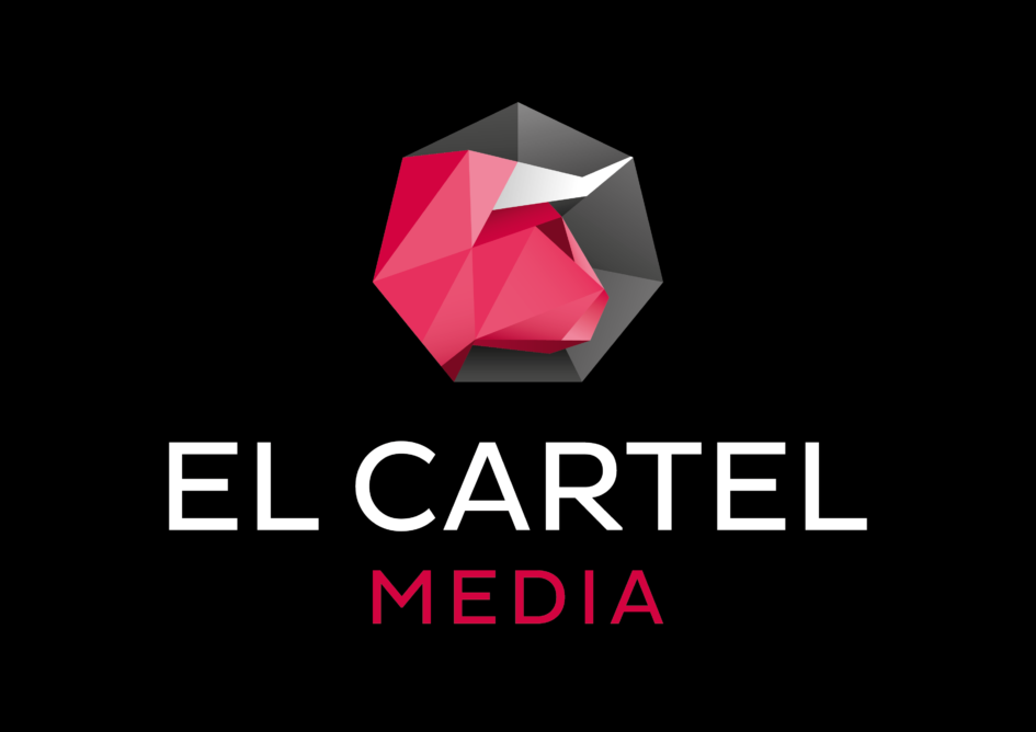 El Cartel_LOGO_Red on Black-01
