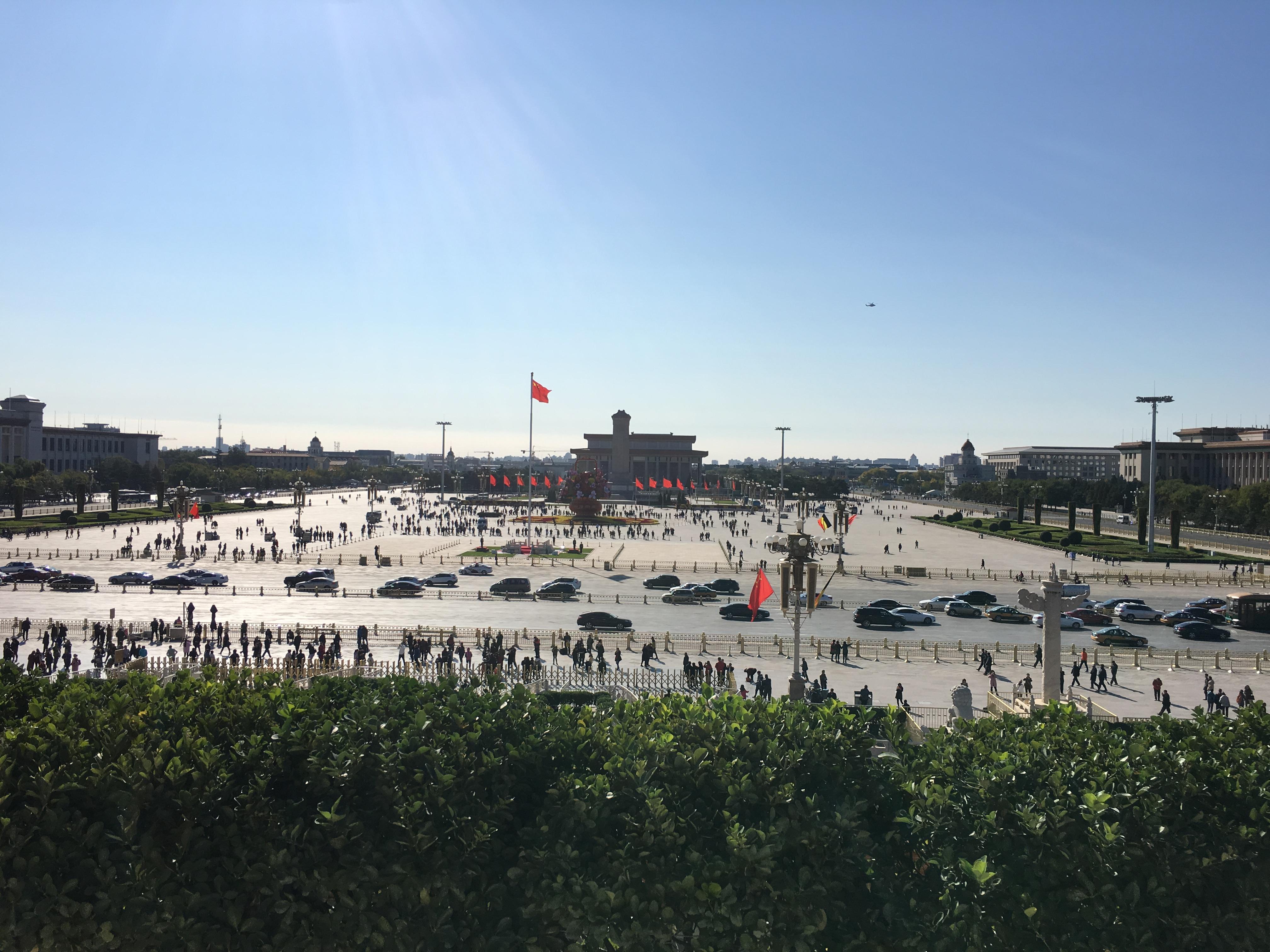 Platz des Friedens_Peking