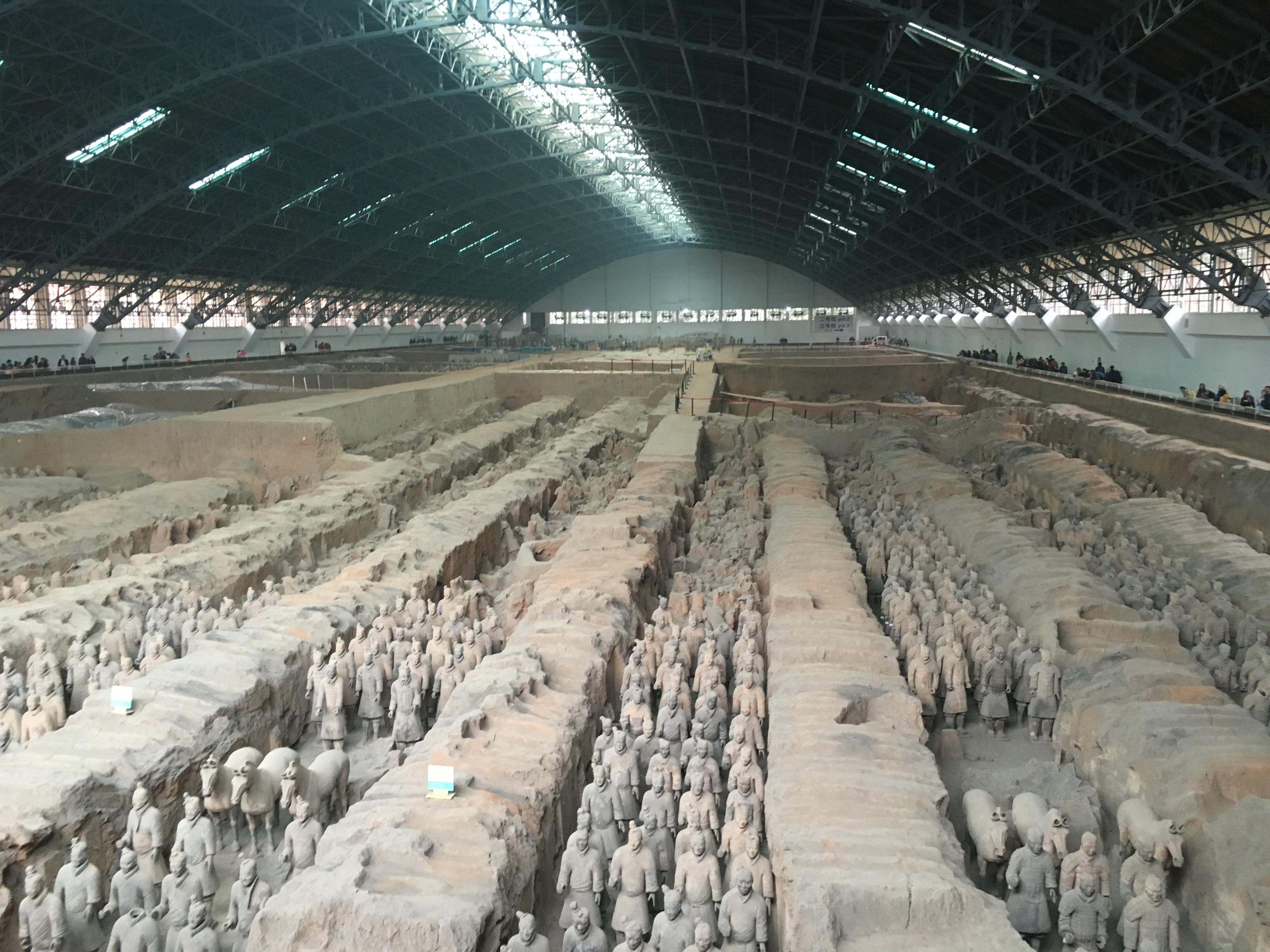 Terrakotta Armee_Xi'an