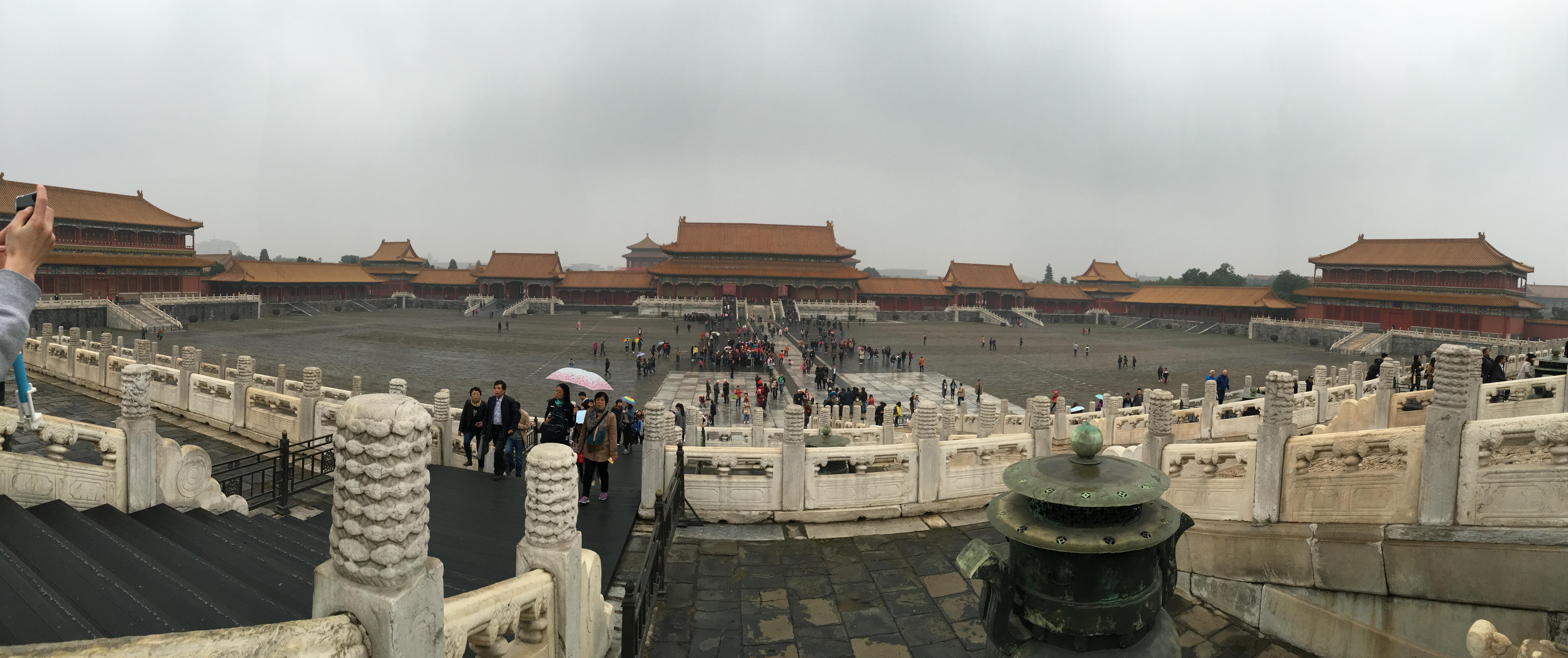 Verbotene Stadt_Peking