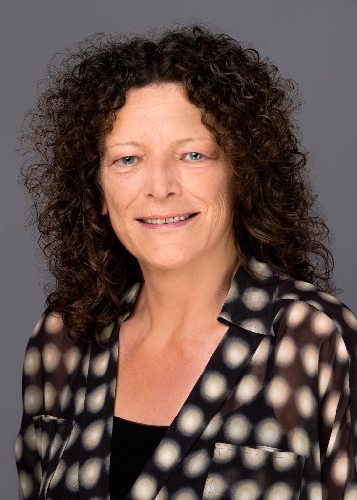 """Petra Söchting, Leiterin des Hilfetelefons """"Gewalt gegen Frauen"""""""