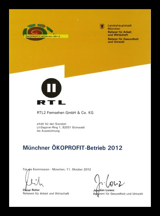 Ökoprofit RTL II