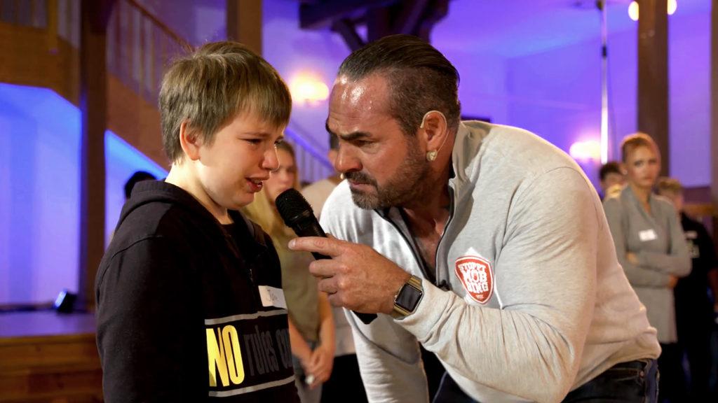 Carsten Stahl kämpft an Schulen gegen Mobbing.