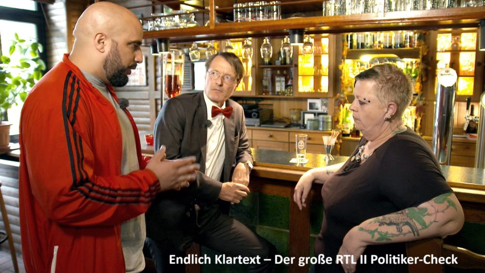 Der große RTL II Politiker-Check