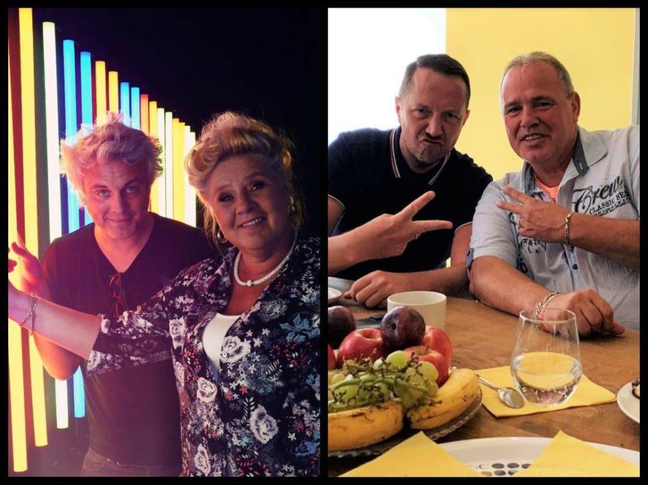 Florian Reinhardt, splendid Studios, mit Silvia Wollny und Christian Weiß, RTLZWEI, mit Harald Elsenbast