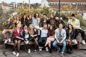 Der aktuelle Cast von BTN