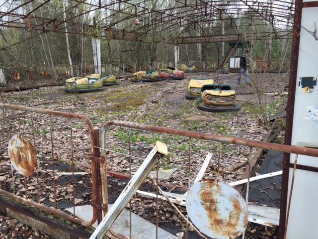 30 Jahre nach der Atomkatastrophe von Tschernobyl.