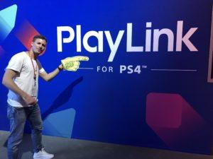 Sony stellt PlayLink vor